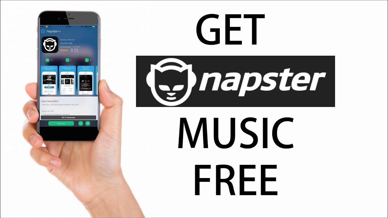 Napster music free download.