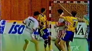 Гандбол-1995. ЧМ.  Швеция - Беларусь. 1-й тайм