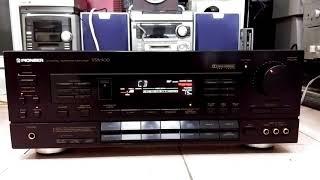 Soi nội thất ampli đa kênh Pioneer : Kín đặc !