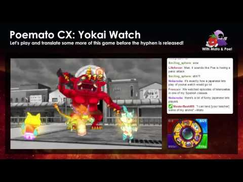 Yokai Watch #236: Fighting the Red Oni At Last