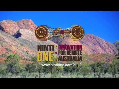 Ninti One - Innovation for Remote Australia 2014