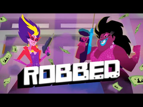 Manila Luzon — ROBBED (ft. Latrice Royale) [OFFICIAL VIDEO]