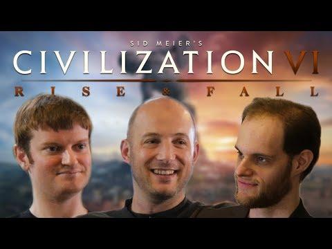 Interview des Développeurs de Civilization VI - Rise & Fall