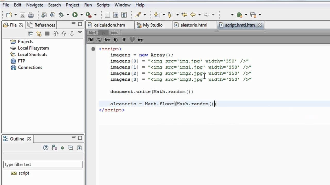 Javascript Randomize Array