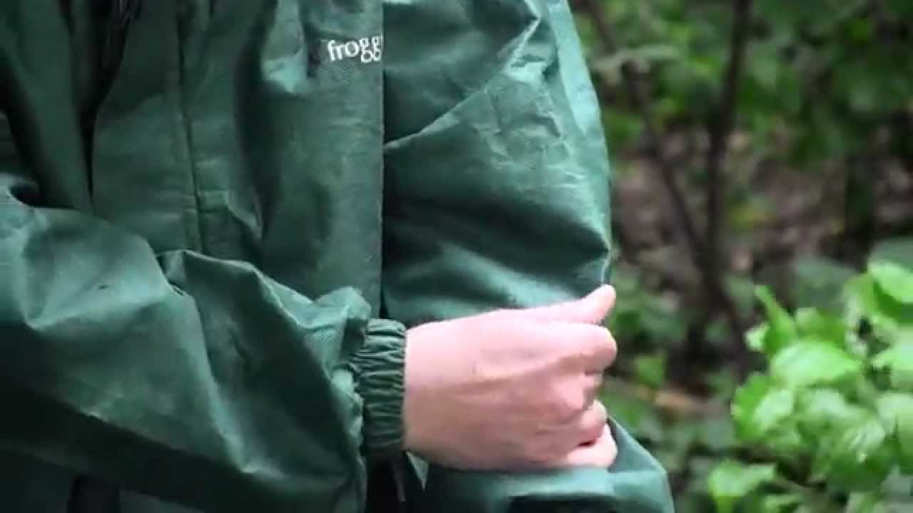 c364f2c781c Frogg Toggs All Sport Rain Suit  Review - YouTube