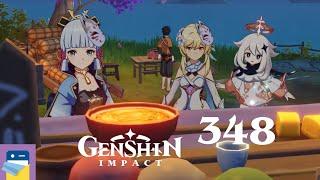 Genshin Impact: Inazuma & Festival w/ Ayaka - Update 2.0 - iOS/Android Gameplay Walkthrough Part 348
