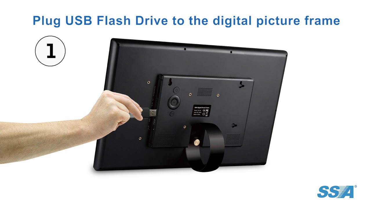 Digital Picture Frame Firmware
