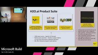 ISV Showcase: End-to-end Machine Learning using H2O on Azure : Build 2018