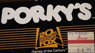 Classic Game Room - PORKY