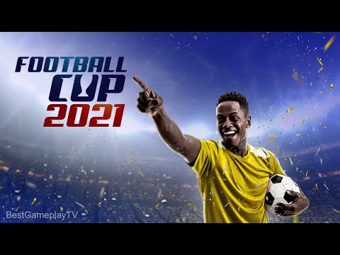 Soccer Cup 2021: Free Football Games  #1- Android Gameplay