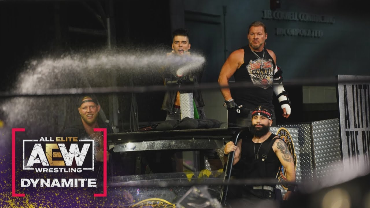 Did the Inner Circle Get the Last Laugh on the Pinnacle? | AEW Dynamite, 5/12/21