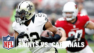 Saints RB Mark Ingram