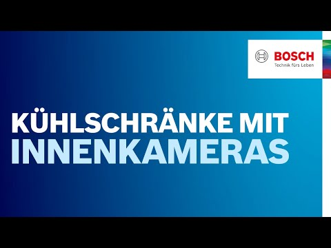 Bosch Kühlschrank Home Connect : Access: youtube