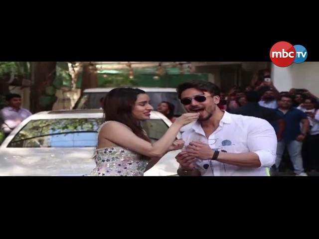 ଏକା ସାଙ୍ଗରେ Birthday Celebrate କଲେ Tiger Shroff & Shradha Kapoor || MBCTv