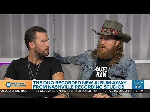 Catching up with country duo Brothers Osborne