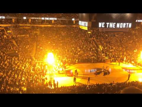 2015 Drake Night Intro | Toronto Raptors vs Cleveland Cavaliers | What A Time To Be Alive
