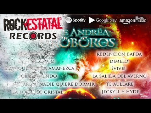 josé-andrëa-&-uróboros---resurrección-(disco-completo)