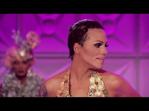 Alexis Mateo Vs Yara Sofia - I Think About You Lipsync | Rupaul Season 3 Episode 13