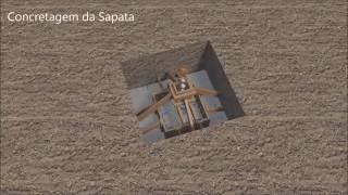 Animação Blender - Sapata