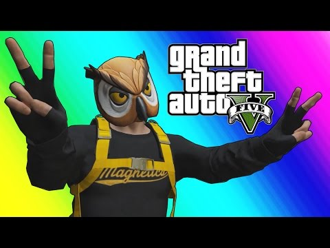 Thumbnail: GTA 5 Online Funny Moments - Professional Flyer & Hydra Jet Madness!