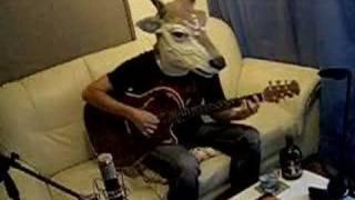 Acoustic Solo Guitar「夜空ノムコウ」をアコギで弾いてみた