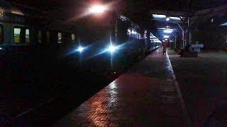 ED WDM3D Nagercoil-Kottayam Passenger at Tiruvalla