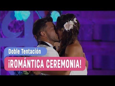 Doble Tentación - ¡Las parejas tuvieron una romántica ceremonia! / Capítulo 111