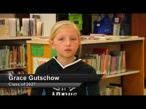Southern Door Elementary School's Lunch Bytes Program One Minute Profile