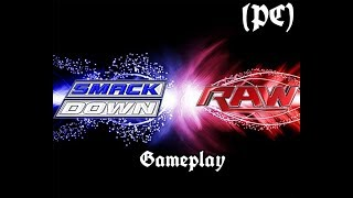 WWE SmackDown vs. Raw 2007 Gameplay PC (HD)