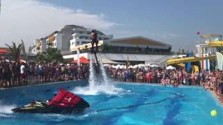 Pool Party  Port Nature Luxury Resort Hotel&SPA 2017