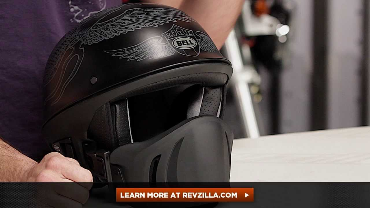 Motorcycle Helmets For Sale >> Bell Rogue Corey Miller War Eagle Helmet Review at ...