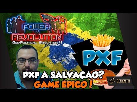 GEO-POLITICAL SIMULATOR 4 #1 - PXF O PARTIDO DA SALVAÇÃO DO BRASIL? GAME ÉPICO! / PT-BR
