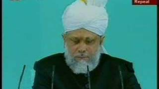 Ahmadiyya - Excellence of fasting during Ramadan 3/4