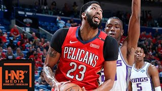 Sacramento Kings vs New Orleans Pelicans Full Game Highlights | 10.19.2018, NBA Season