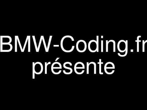 BMW Coding combiné ///M TAG