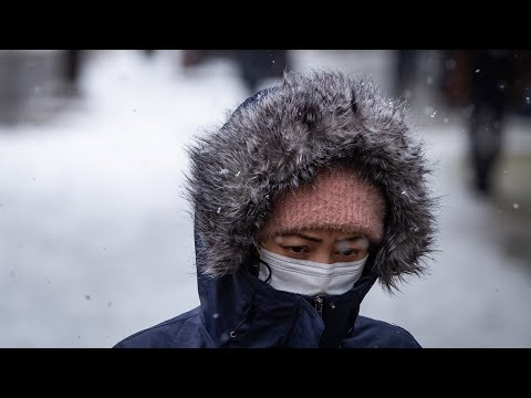 Extreme cold weather warnings issued for five provinces