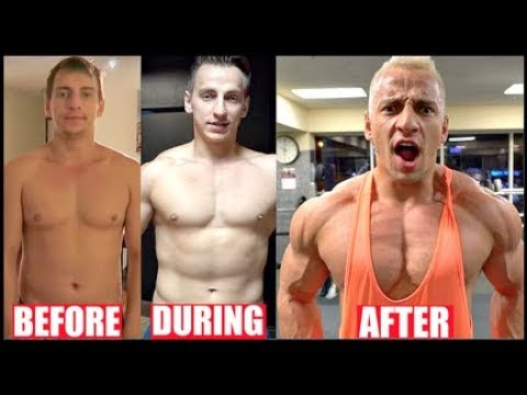 VITALY Body Transformation (THIS IS CRAZY!!)