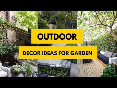 50+ Best Outdoor Decor Ideas For Garden Trading In 2019