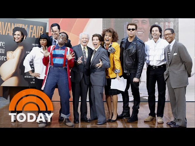 Halloween 2016 90s Edition Trl Host Carson Daly Reveals Today