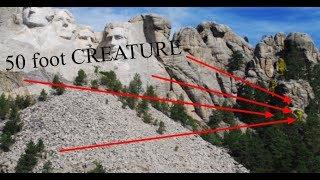Mount Rushmore Secret Civilization