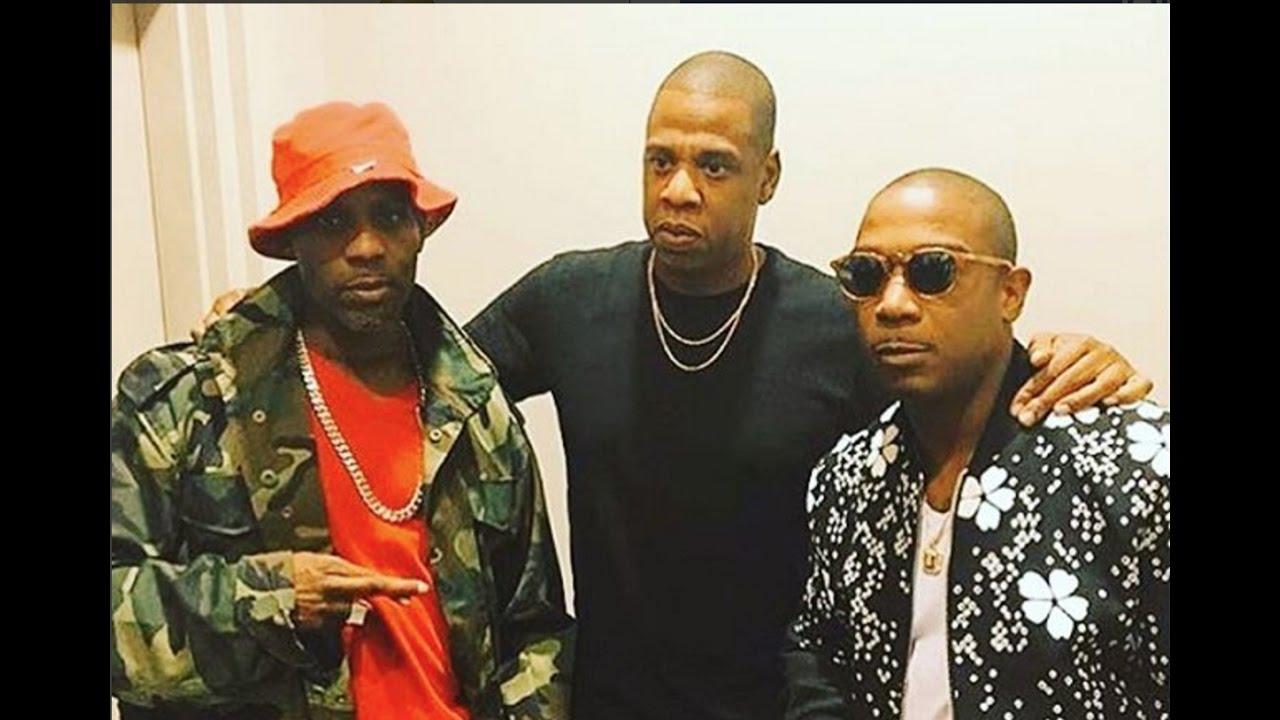 Jay-Z with DMX and Ja Rule: Murder Inc - Hip Hop News Journal