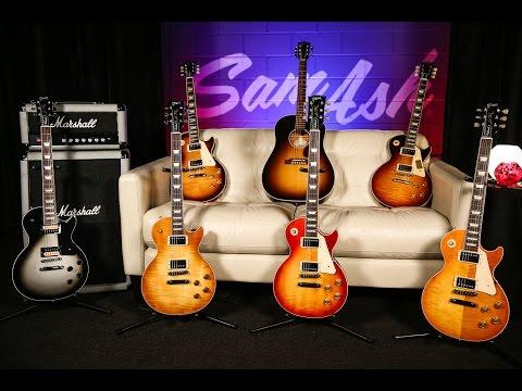 Sam Ash LIVE - Episode 40: Guitars of Distinction - Gibson Guitars