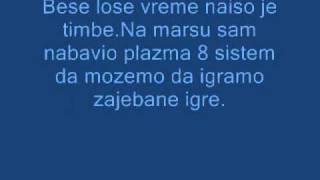 Ajs Nigrutin - Spejs nigrutin + tekst