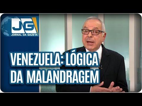 João Batista Natali/Na Venezuela, lógica da malandragem