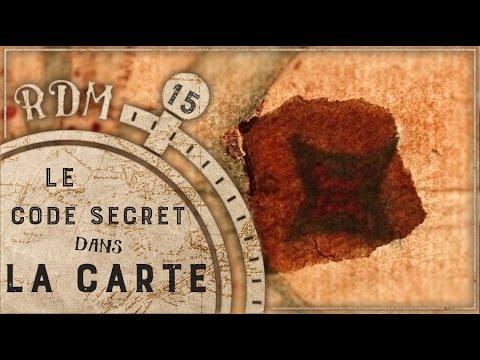 Le secret caché de la Carte de Roanoke - RDM #15