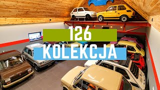 Największa Kolekcja Fiata 126 na ŚWIECIE !? | Is it the biggest FIAT 126 collection in the World ?
