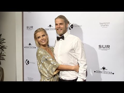 Ariana Madix and Jeremy Madix 3rd Annual LoveCampaign Party Red Carpet