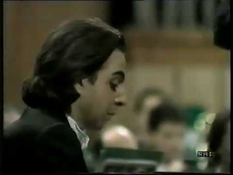 Chopin Concerto n° 2 Marc Laforet/ Caracciolo Orchestra Scarlatti 1985