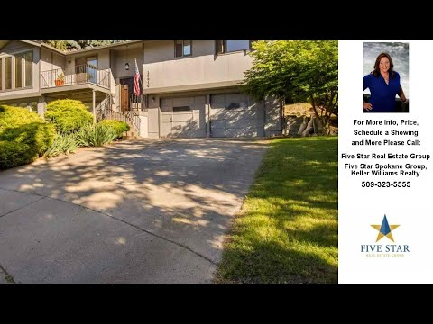 16416 E 20th, Spokane Valley, WA Presented by Five Star Real Estate Group.