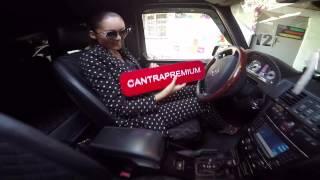 Автомобильные накидки CANTRA для Сании Ильясовой